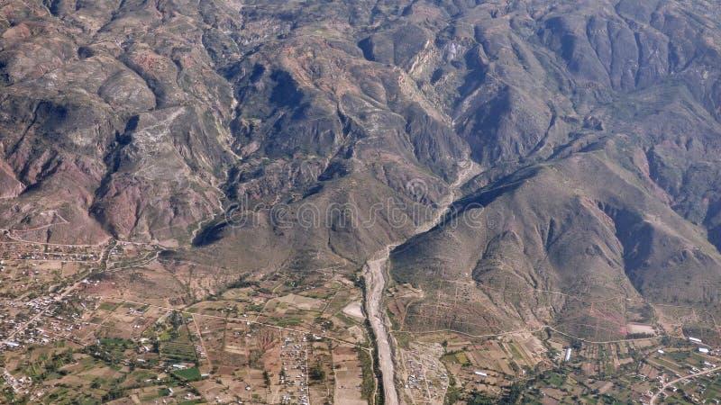 Cochabamba in Bolivië, Zuid-Amerika royalty-vrije stock afbeeldingen