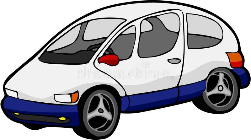 Coche libre illustration