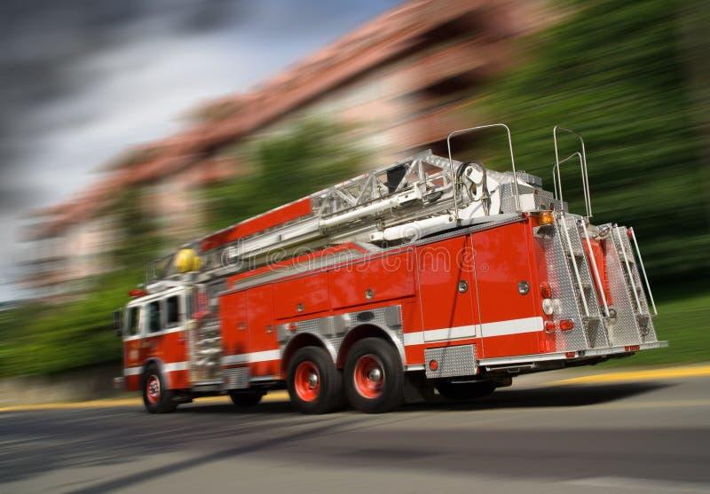 Coche de bomberos fotografía de archivo libre de regalías