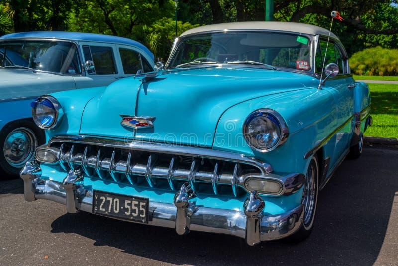Coche de carreras Chevrolet imagenes de archivo