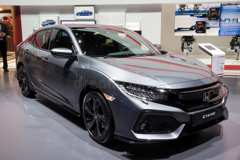 Coche de Honda Civic imagen de archivo