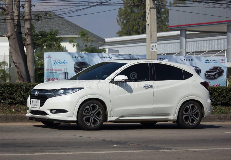 Coche de Suv de la ciudad de Honda HRV del coche privado fotos de archivo