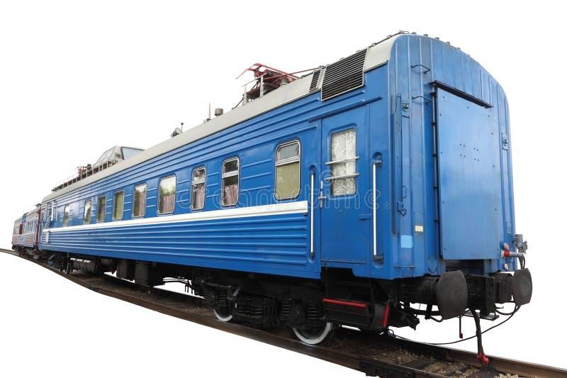 Coche de tren de pasajeros foto de archivo libre de regalías