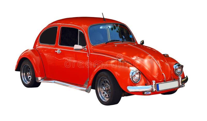 Coche del escarabajo foto de archivo