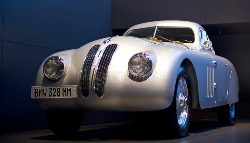 Coche del oldtimer de BMW imagen de archivo libre de regalías