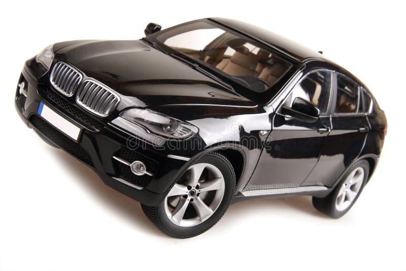 Coche del suv de BMW foto de archivo