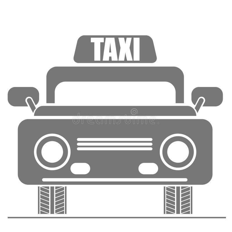 Coche del taxi libre illustration