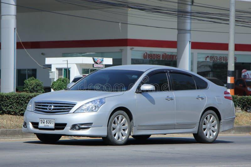 Download Coche Privado, Nissan Teana Foto de archivo editorial - Imagen de tecnología, potencia: 64202273