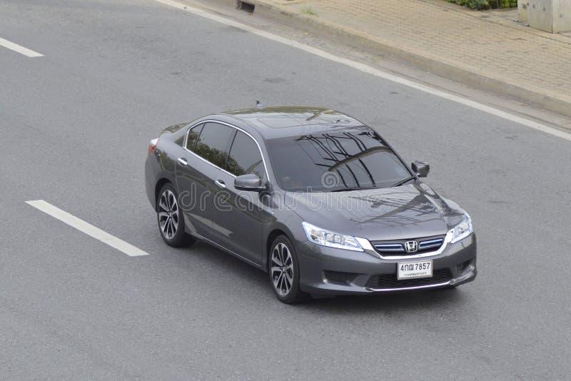 Coche privado todo el nuevo Honda Accord 2016 fotos de archivo libres de regalías