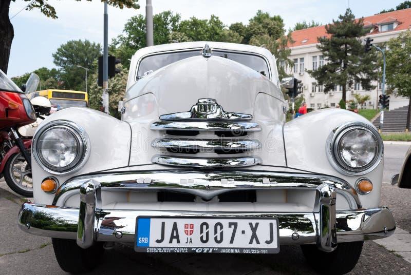 Opel capiten foto de archivo