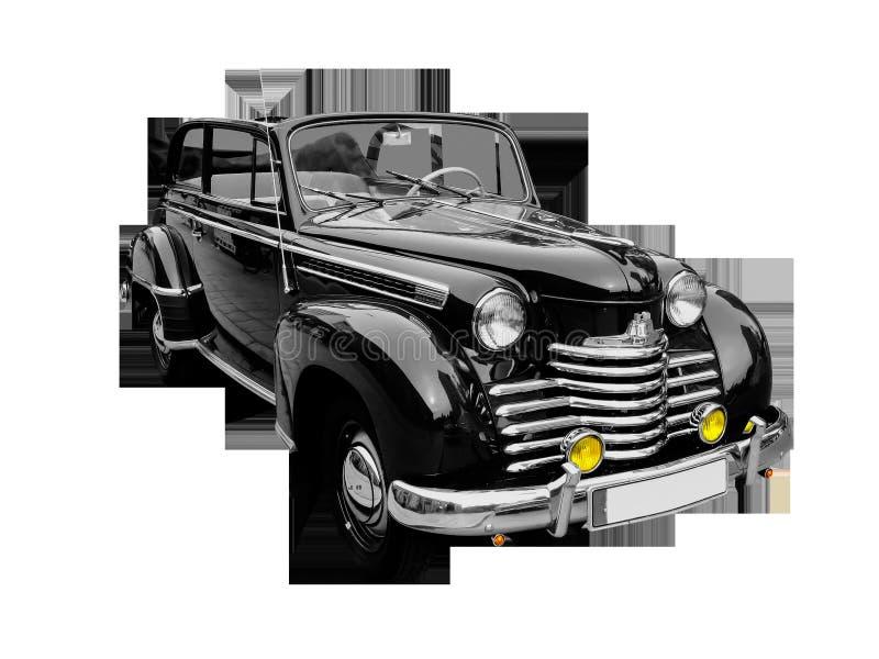 Coche, veh?culo de motor, veh?culo, coche del vintage fotografía de archivo