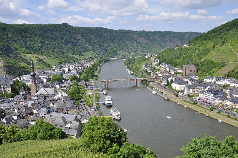 Download Cochem, Germany Royalty Free Stock Photography - Image: 22602897