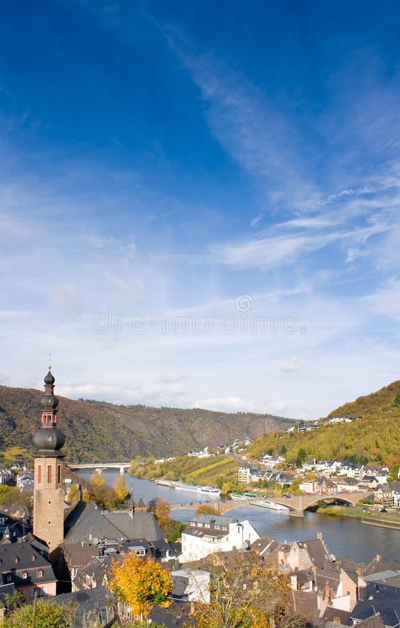 Download Cochem, Germany Royalty Free Stock Image - Image: 8076186