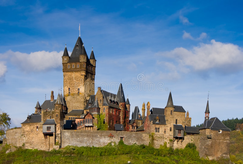 Download Cochem, Germany. Royalty Free Stock Photo - Image: 9023885