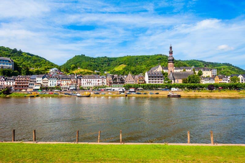 Cochem stary miasteczko w Niemcy obrazy stock