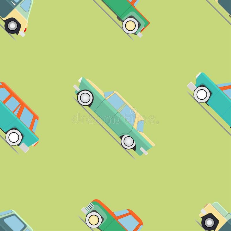 Coches coloridos libre illustration