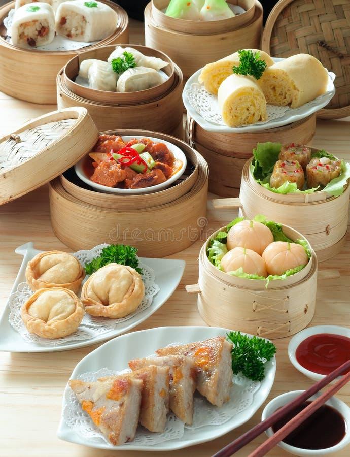 Cocina asiática fotos de archivo