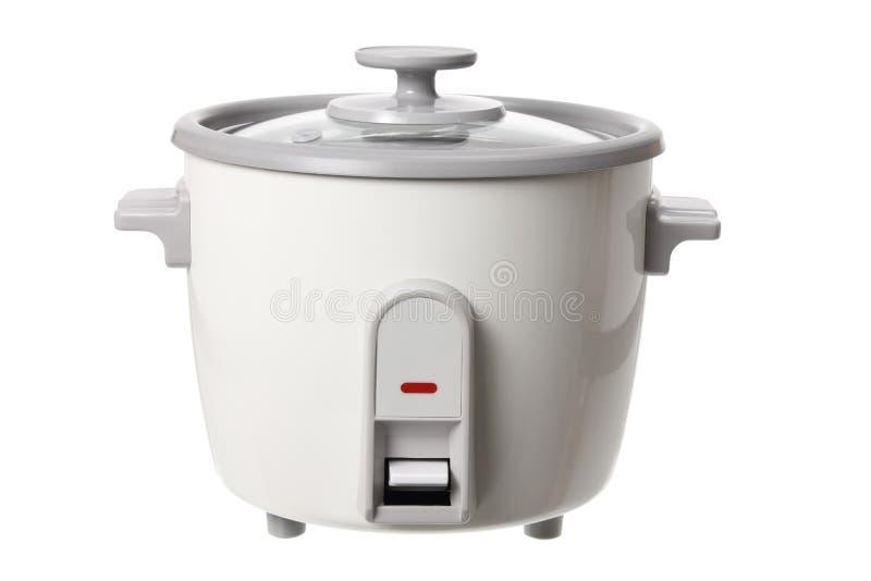 Cocina de arroz eléctrica foto de archivo libre de regalías