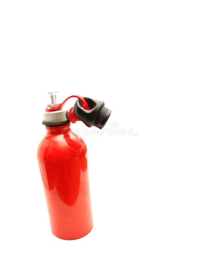 Cocina de gas para subir fotografía de archivo libre de regalías