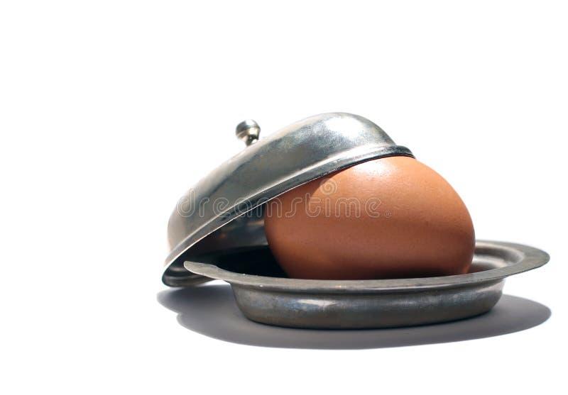 Cocina del huevo imagen de archivo