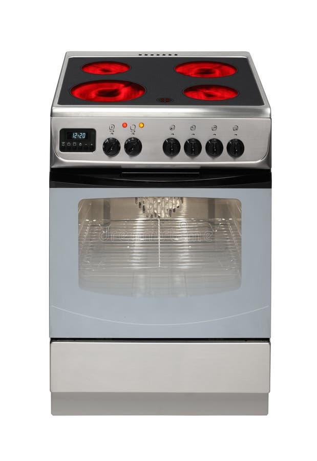 Download Cocina eléctrica moderna imagen de archivo. Imagen de horno - 42426801