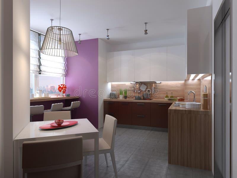Cocina-Garde libre illustration