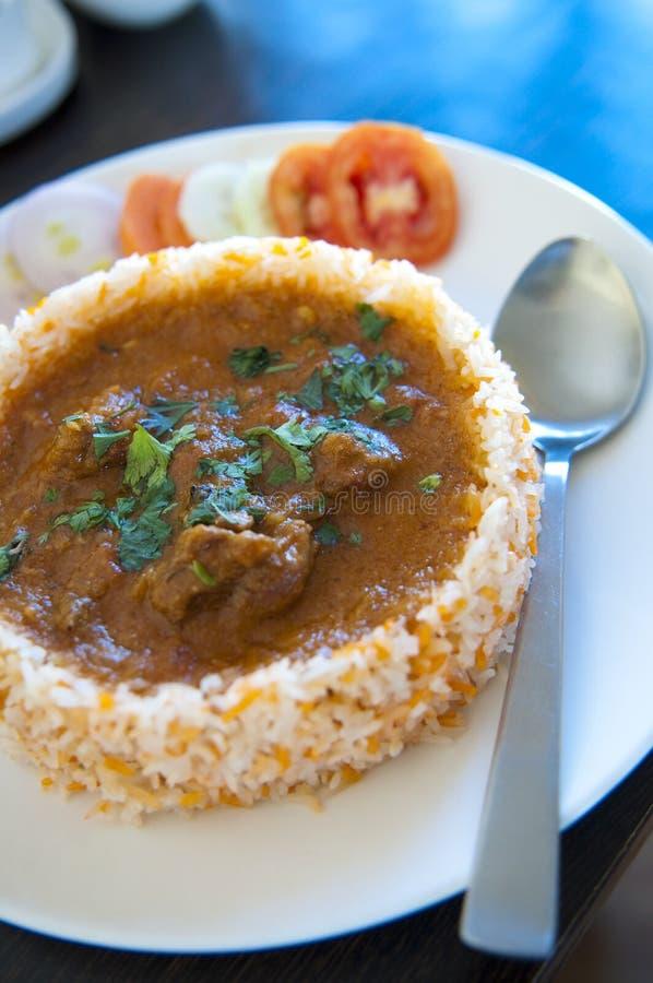 Cocina india foto de archivo