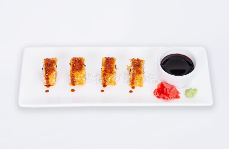 Cocina japonesa foto de archivo libre de regalías