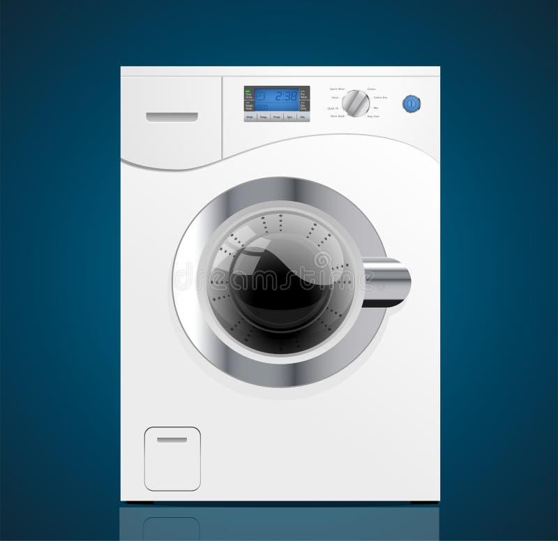 Cocina - lavadora libre illustration