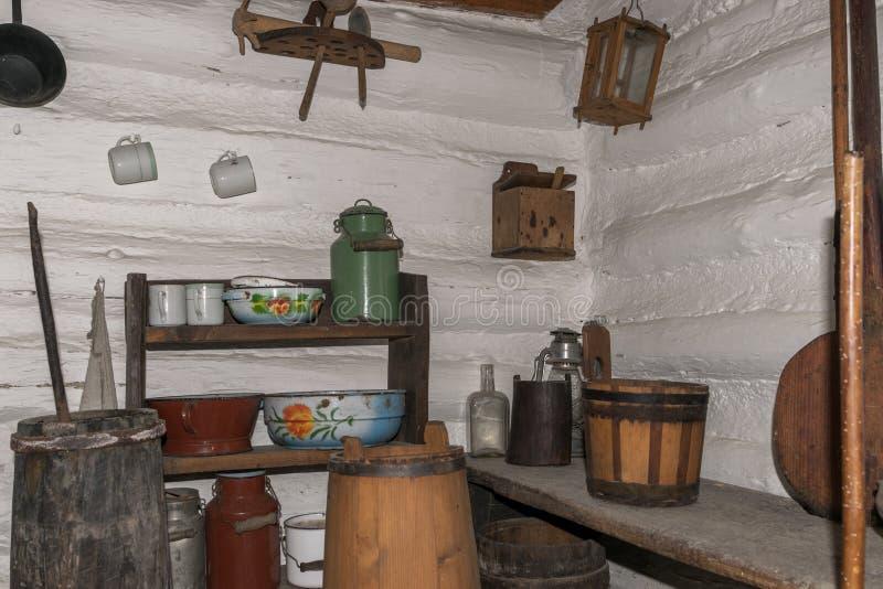 Cocina medieval imágenes de archivo libres de regalías