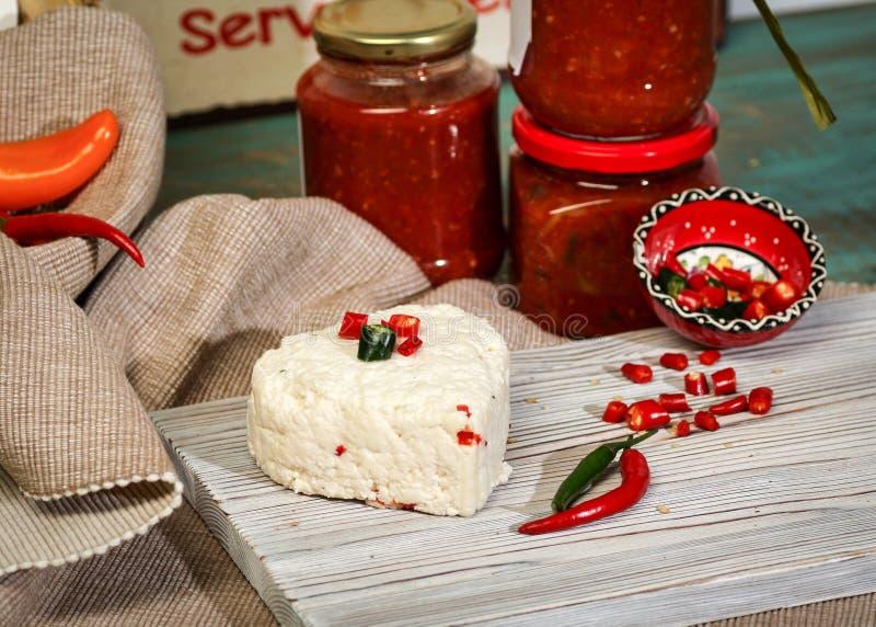 Cocina y comida rusas imágenes de archivo libres de regalías