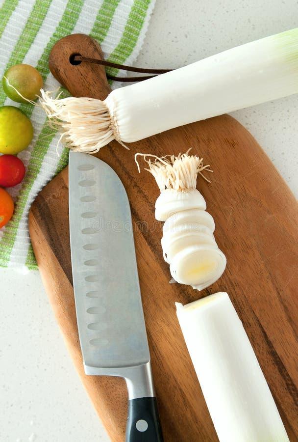 Cocinar vegatables imagen de archivo libre de regalías