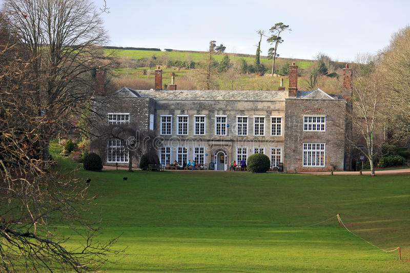Cockington Sąd obraz royalty free