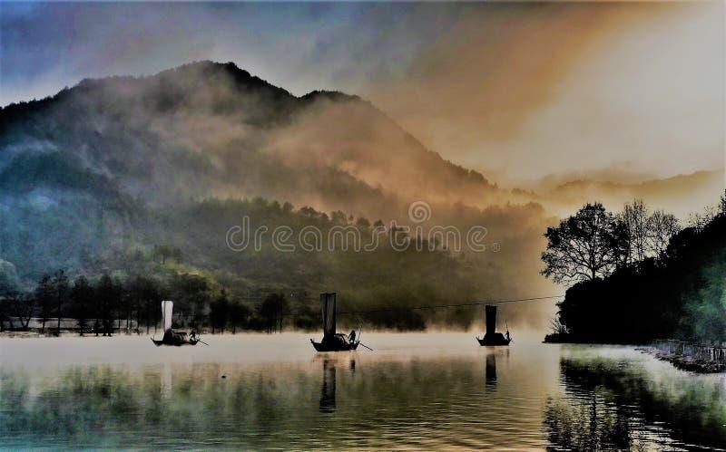 Cockleslide ha oltre milione montagne fotografia stock libera da diritti