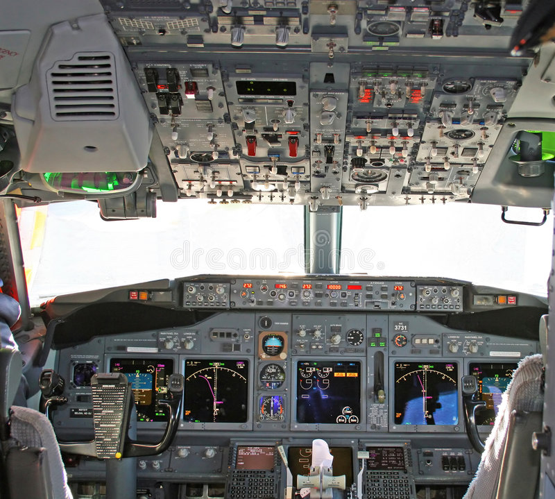 Free Cockpit 2 Stock Photo - 6598340