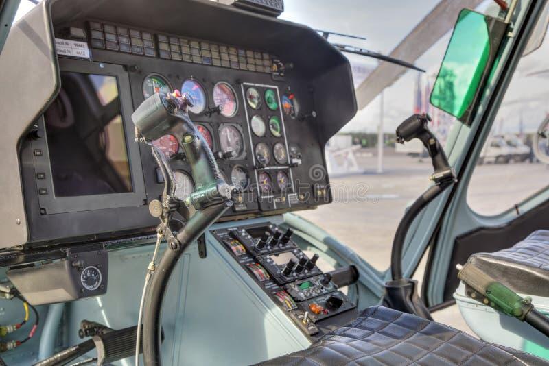 cockpit royalty-vrije stock foto