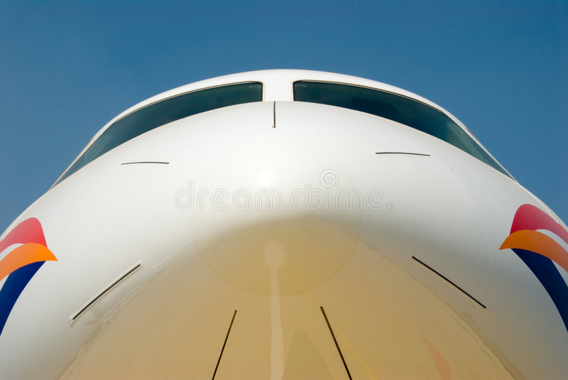 cockpit arkivbilder