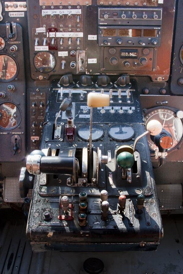 Free Cockpit Airplane Antonov 2 Royalty Free Stock Photography - 31693967