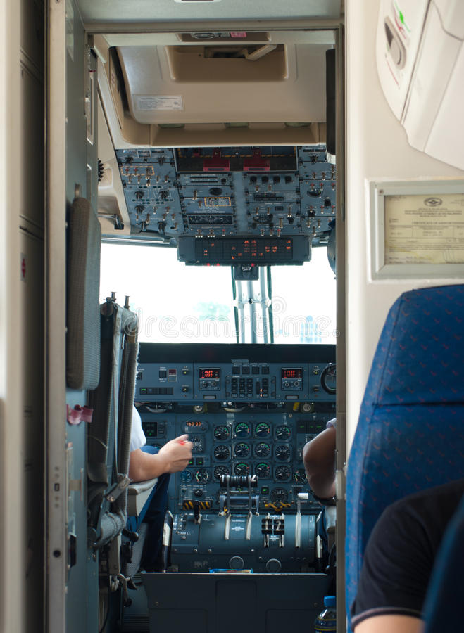 Download Cockpit View Stock Photography - Image: 22396952