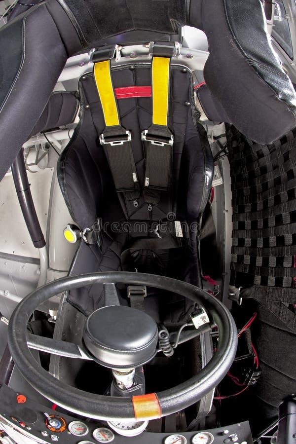 cockpitrace arkivfoto