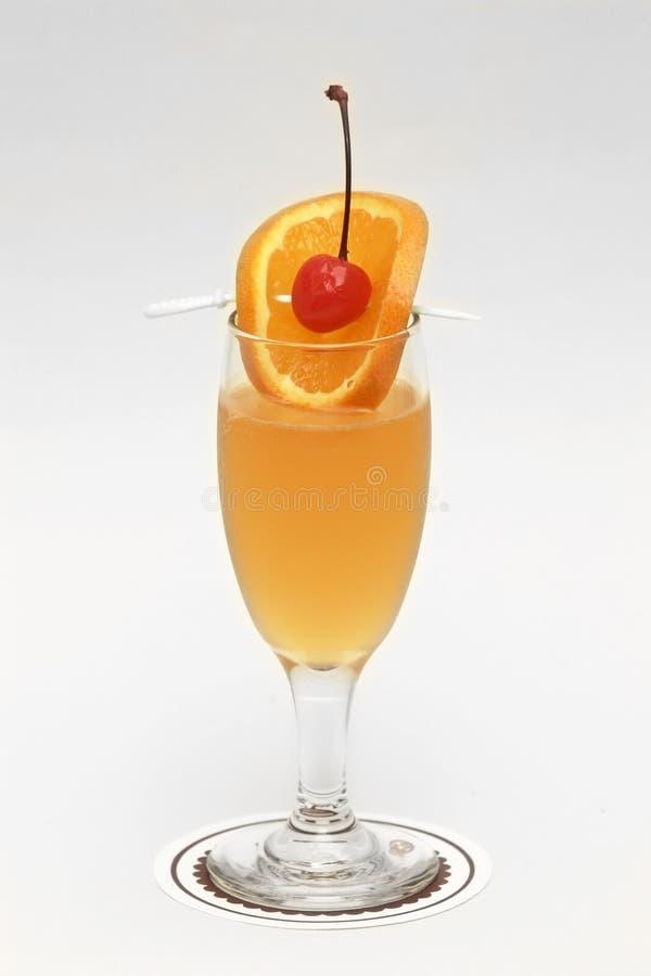 Cocktail ácido de Amaretto fotografia de stock