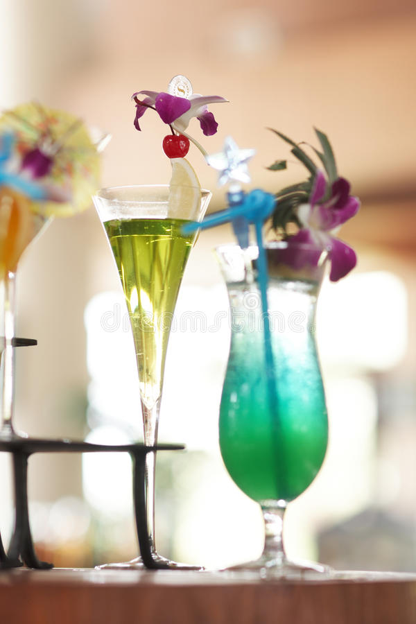 Cocktail stock fotografie