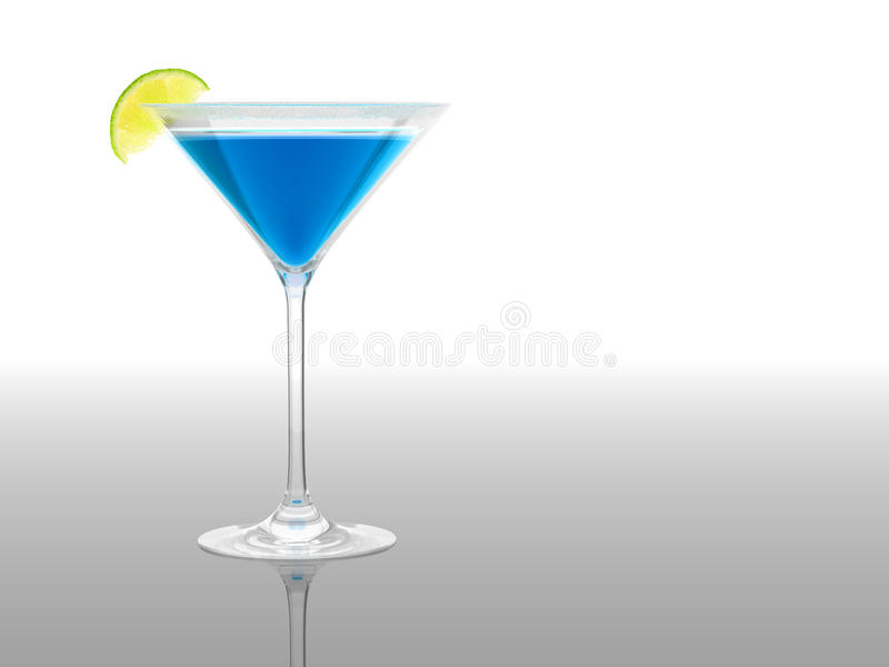Download Cocktail stock abbildung. Illustration von stab, limonade - 12201231