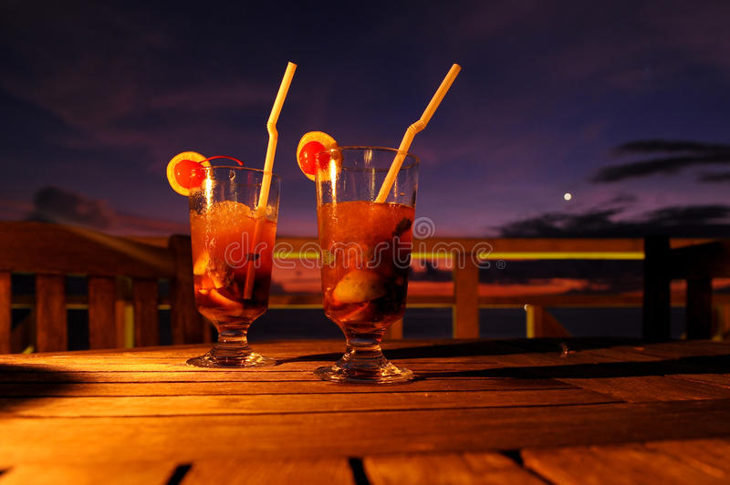 Download Cocktail stock photo. Image of palm, refreshment, glass - 16357200
