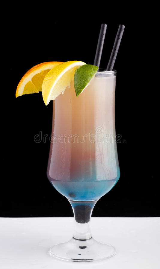 Cocktail foto de stock