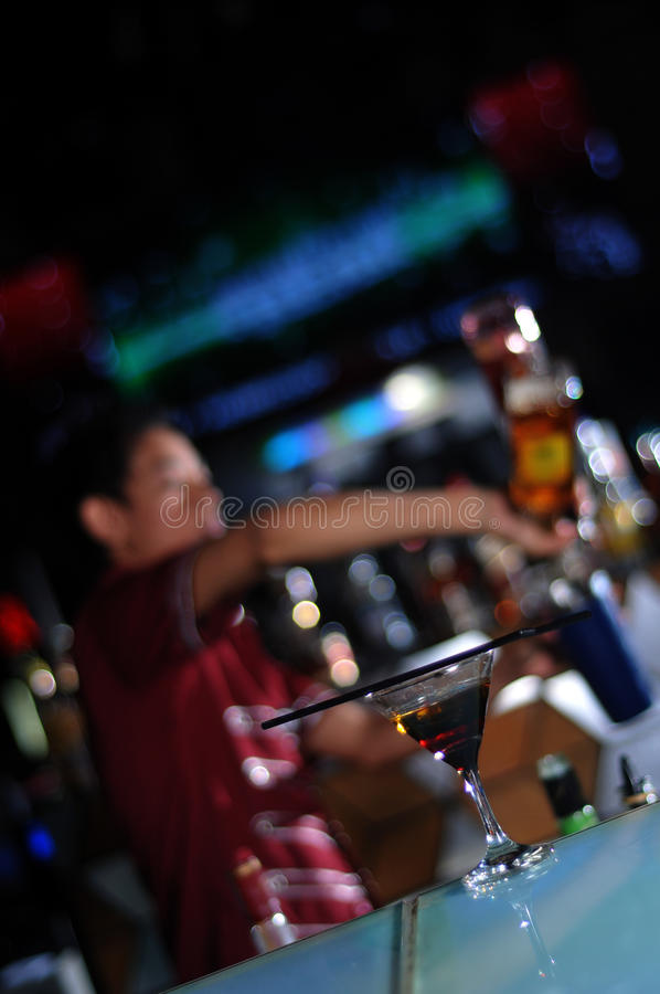 Download Cocktail stock photo. Image of alcohol, asian, male, bartender - 20788748