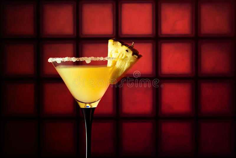 Download Cocktail. stock image. Image of liquid, horizontal, ananas - 23320033