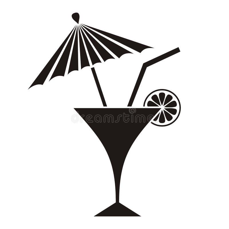 Cocktail stock illustratie