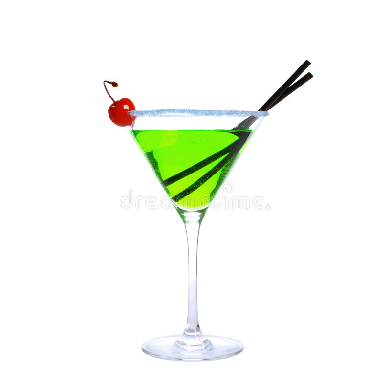 Download Cocktail immagine stock. Immagine di cocktail, bordo, ciliegia - 3884161