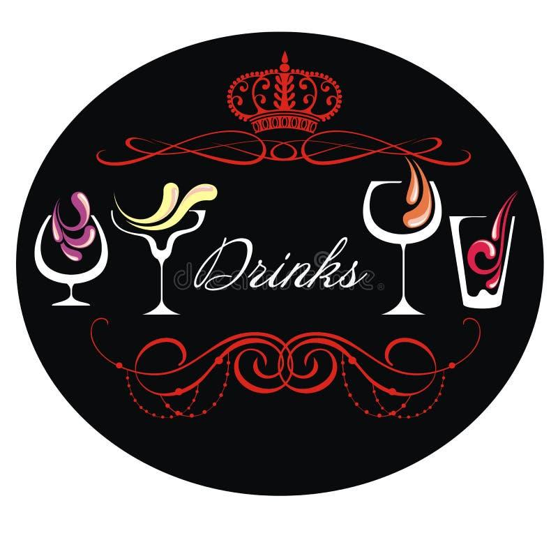 cocktail stock abbildung